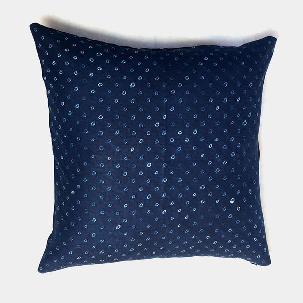 Bean Shibori Cushion