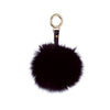 Pom Pom Charm in Black