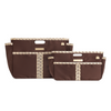 Sweetheart Brown Purse Organizer (X Large)