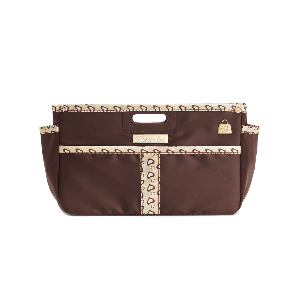 Sweetheart Brown Purse Organizer (Small)
