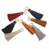 Tassel Bag Charm In Stone
