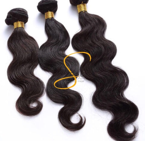 Natural Body Wave - SheWear Hair