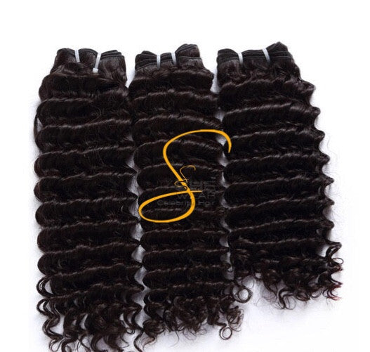 """O"" Natural Curly - SheWear Hair"