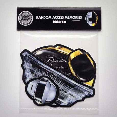 Random Access Sticker Set