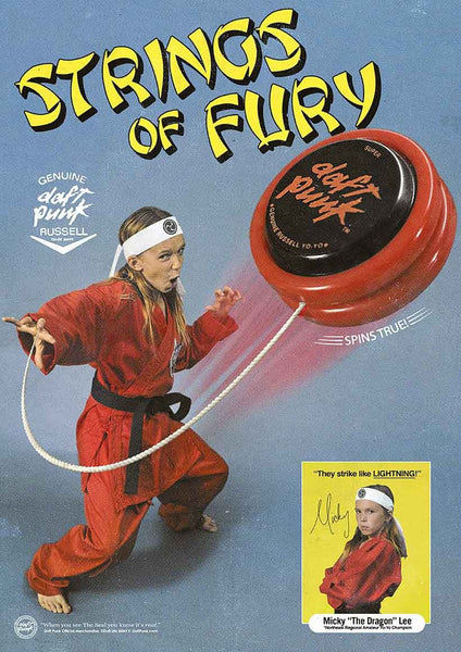 Daft Punk Official Yoyo