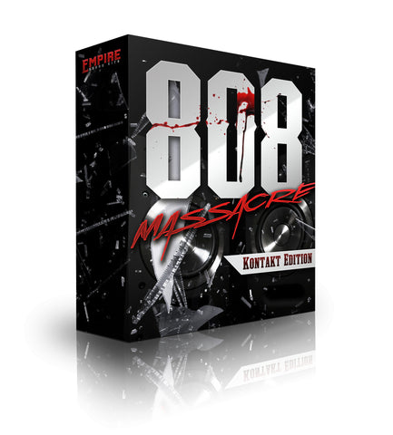 808 Massacre Kontakt Bank + VST