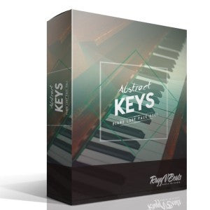 Abstract Keys Vol.1 Piano Loops