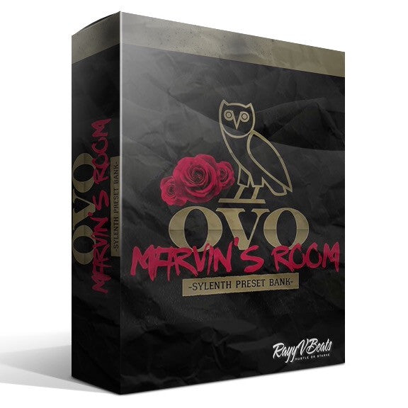 OVO Marvins Room SylenthBank + Midi Pack