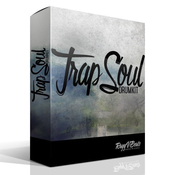 Trap Soul Drum Kit + Bonus Pack