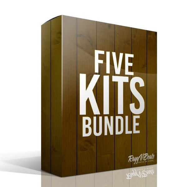 Five Kits Bundle
