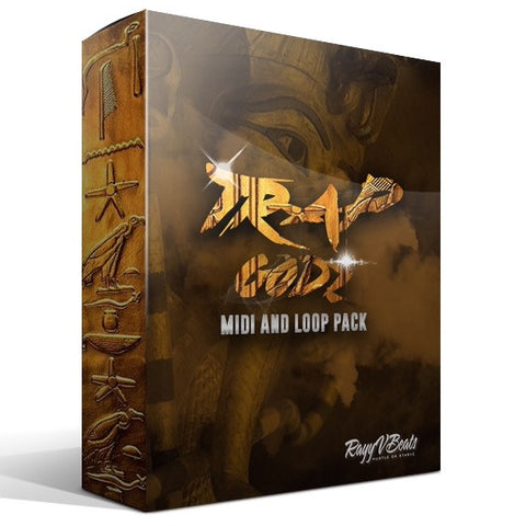 Trap Godz Midi & Loop Pack