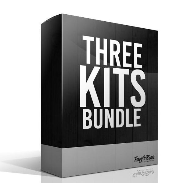 Three Kits Bundle
