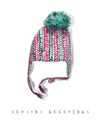 Bright Knit Card Set - Holidays 2017