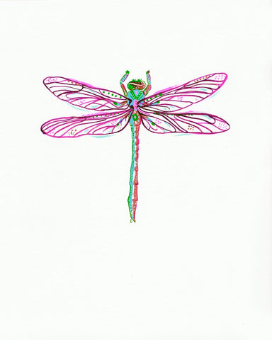 Dragon Fly 4 - Little Bugs Collection