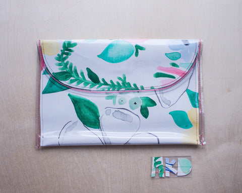 Rosie | Large Clutch Bag - SS0080