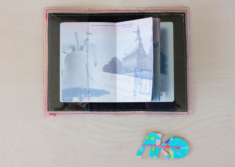 Effie | Passport Cover - SS4031