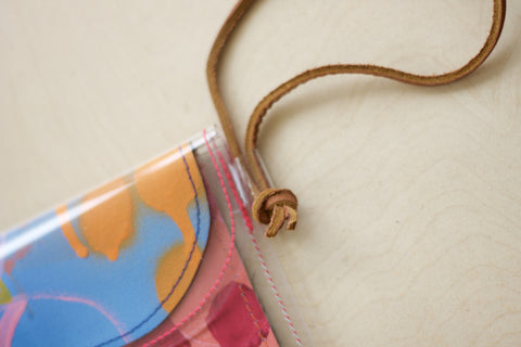 Juniper | Tiny Clutch with Wristlet Strap - SS0056