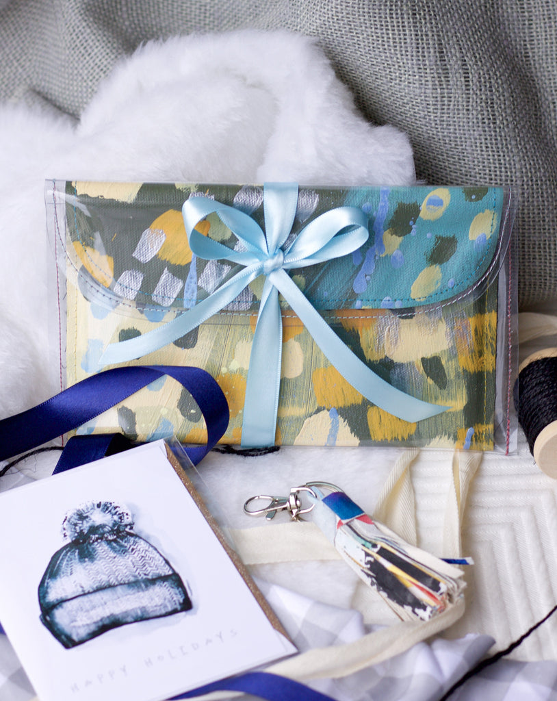 Tiny Clutch and Tassel - Gift Set - Holidays 2016