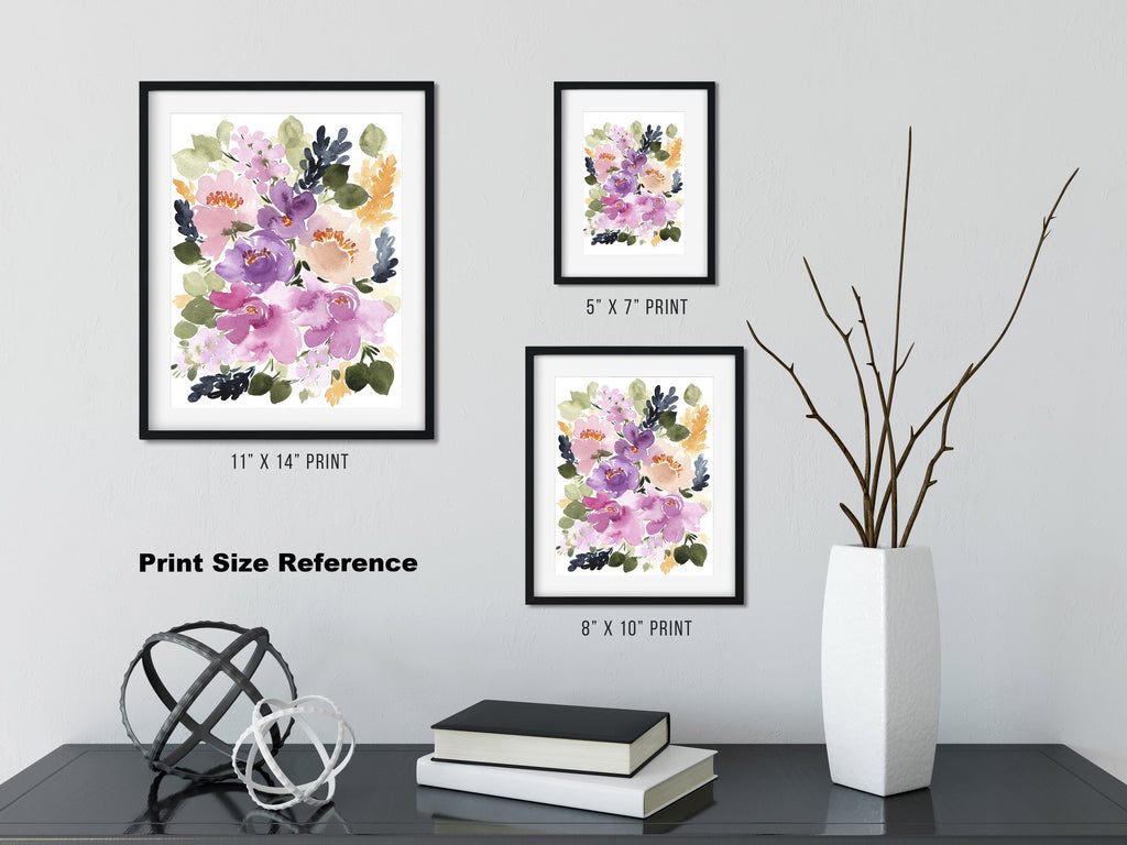 Peony Party - Wildflowers Collection