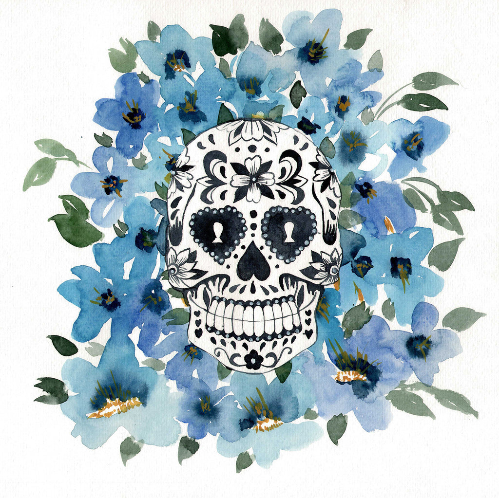 Forget-Me-Not Blossom - Deathday Bouquet