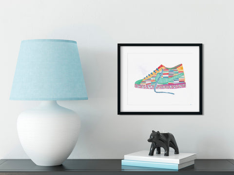 Stripeway Print - Sneakers Collection