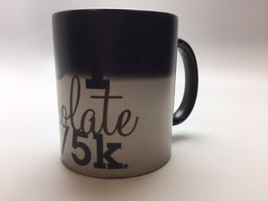 """Hot Chocolate Image"" appearing Coffee Mug"