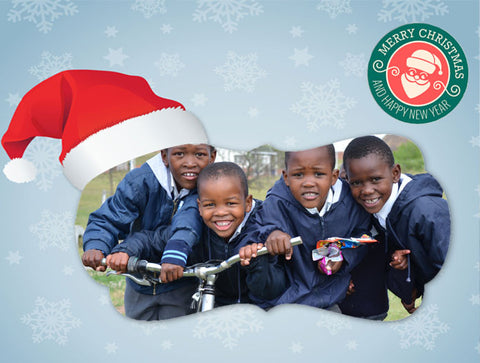 Christmas | Bike for children in need