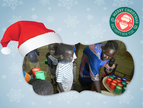Christmas | Life Saving Nourishment for a Child