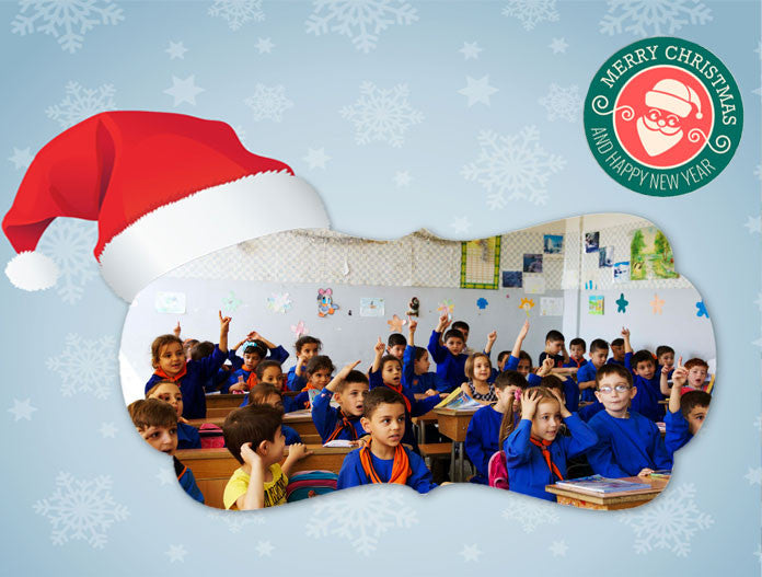 Christmas | Send a Child to School