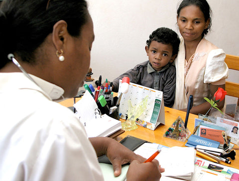 Regular Medical Check-ups for Pregnant Mother