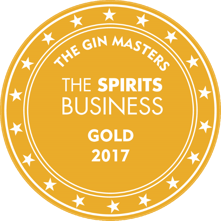 Gin Masters Gold Award