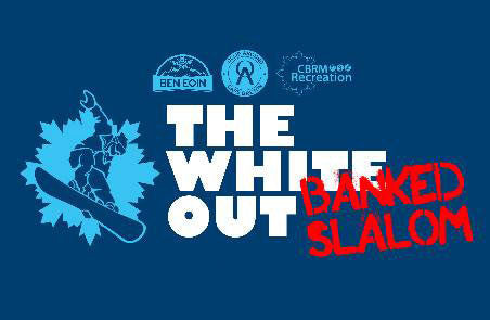 White Out Banked Slalom