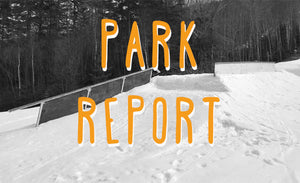 Park Report: March 6th