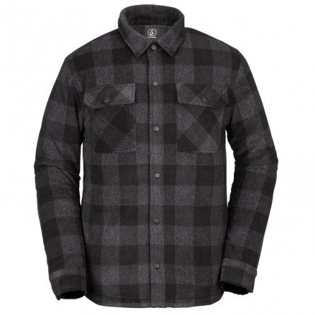 Volcom Bower Youth Flannel Jacket