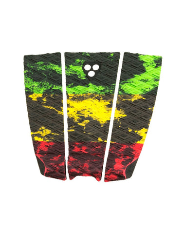 Gorilla Grip Kyuss Rasta Trac Pad - Ollie Around