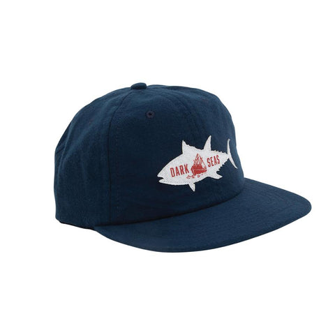 Dark Seas Thunnus Cap