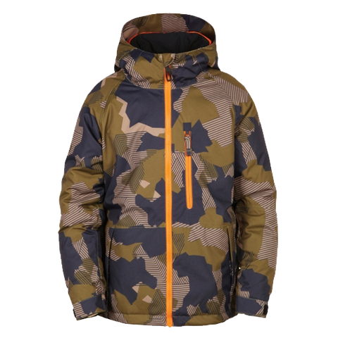 686 Jinx Insulated Youth Jacket - Ollie Around