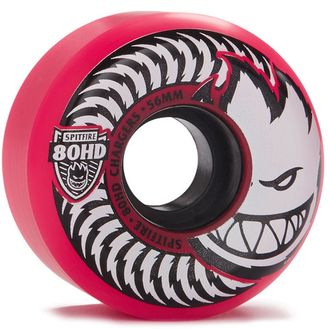 Spitfire 80HD Chargers Wheels, 58mm
