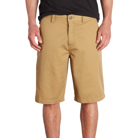 Volcom Frickin Chino Youth Short - Ollie Around
