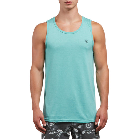 Volcom Solid Heather Tank - Ollie Around