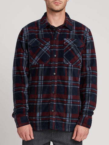 Volcom Bower LS Flannel