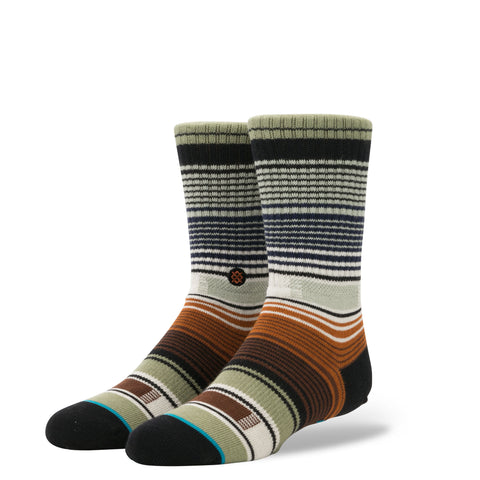 Stance Hatchets Youth Sock - Ollie Around