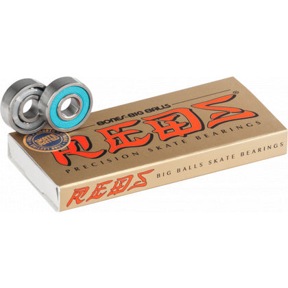 Bones Reds Big Balls Bearings - Ollie Around