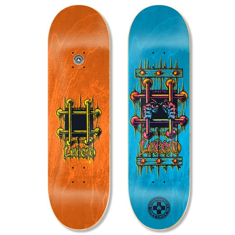 Black Label Lucero OG Bars Deck, 9.00""
