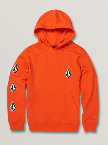 Volcom Deadly Stones Youth Pullover Hoodie