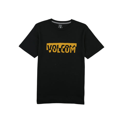 Volcom Fracture Youth Tee - Ollie Around