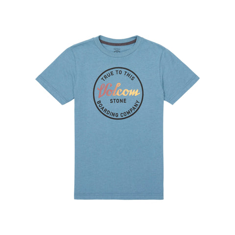 Volcom Scrippy Youth Tee - Ollie Around