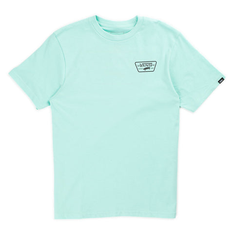 Vans Full Patch Youth Tee - Ollie Around