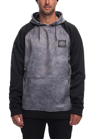 686 Knockout Bonded Fleece Hoodie - Ollie Around