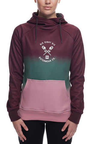 686 Cora Bonded Fleece Ladies Hoodie